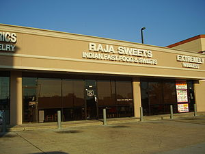 Mahatma Gandhi District, Houston - Raja Sweets