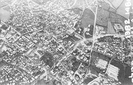 Ramleh from air, 1948 Ramla i.jpg