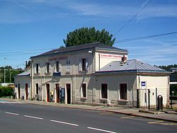 Station Liancourt-Rantigny
