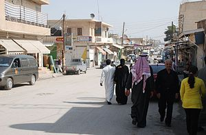 Ras al-Ayn - Image: Rasal Ain,main