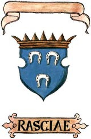 Rascians - Coat of arms.