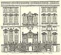 Rathausfassade un Freitreppe 1727.jpg