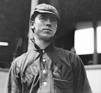 Bill Bergen - Bill Bergen in 1903 with Cincinnati Reds