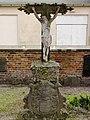 Reek Rijksmonument 519143 kerkhof, metalen kruis.JPG