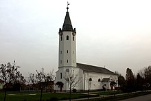 Reformed church in Porcsalma.JPG