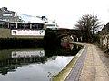 Regent's Canal, Haggerston Bridge - geograph.org.uk - 1728638.jpg