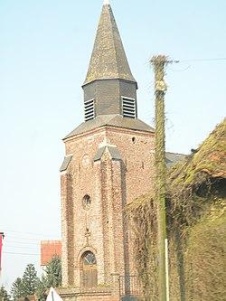 Regnauville - église.JPG