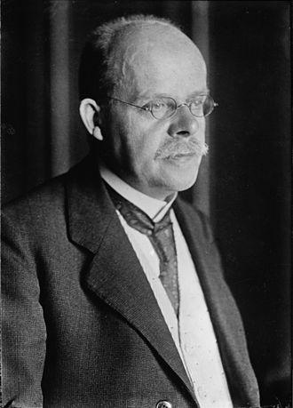 German federal election, 1928 - Image: Reichskanzler Wilhelm Marx (cropped)