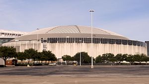 National Trust for Historic Preservation - The Houston Astrodome is one of the National Trust's National Treasures.