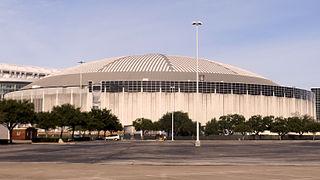 Astrodome Round, domed stadium in Houston, Texas