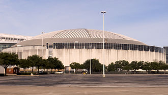 Astrodome - Image: Reliant Astrodome in January 2014