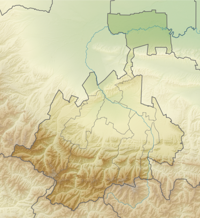 Relief Map of North Ossetia.png