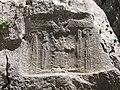 Relief of Tudhaliya IV (Yazilikaya).jpg