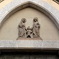 Relleu de la Sagrada Família, a Girona.jpg