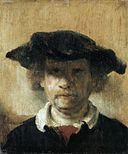 Rembrandt - Self-portrait or Bust of a Man - Leipzig.jpg