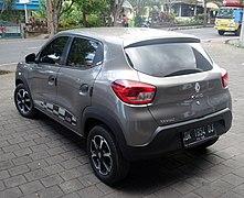 What Is A Crossover Suv >> Renault Kwid - Wikipedia, la enciclopedia libre