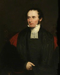 Renn Hampden English bishop of Hereford and theologian