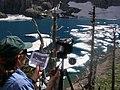 Repeat Glacier Photography of Iceberg Lake (4428359266).jpg