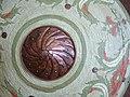 Replica of Medieval Warrior's Shield - Battle of Poltava History Museum - Poltava - Ukraine (29973120308).jpg