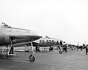 Republic XP-84A and YP-84As