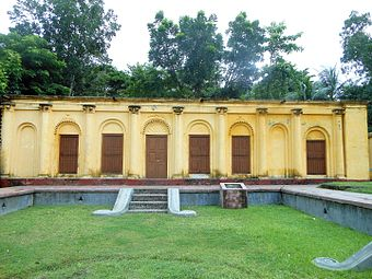 Residence of Michael Madhusudan Dutt (Backside) (2).jpg