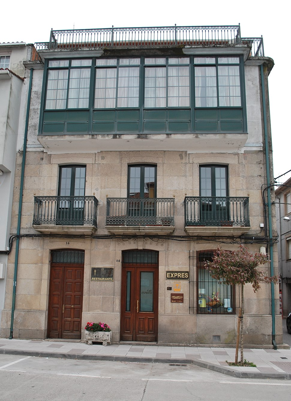 Restaurante Expres Curtis, A Coruña, Galiza, Spain