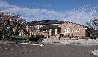 Reynoldsburg, Ohio - Reynoldsburg Police Headquarters