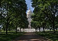 Rhode Island State House through trees.jpg