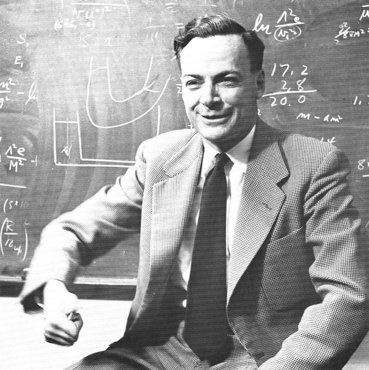 Річард Фейнман — Вікіпедія