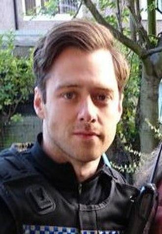 Richard Rankin - Richard Rankin in 2014