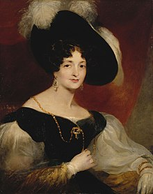Richard Rothwell (1800-68) - Victoria, Duchess of Kent (1788-1861) - RCIN 402489 - Royal Collection.jpg