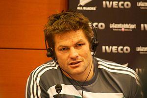 Richie McCaw, il Capitano, Miglior Giocatore d...