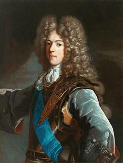 Polish noble, son of John III Sobieski, King of Poland