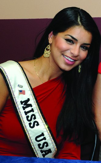Lebanese people - Rima Fakih, winner of Miss USA 2010