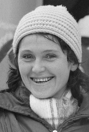 Rita Achkina - Achkina at the 1966 World Championships