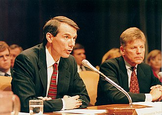 Rob Portman testifying before the Senate Budget Committee in 1998 Rob Portman testifying before the Senate Budget Committee.jpg