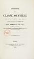 Robert (du Var) - Histoire classe ouvrière esclave prolétaire 1845 preface ESue.png