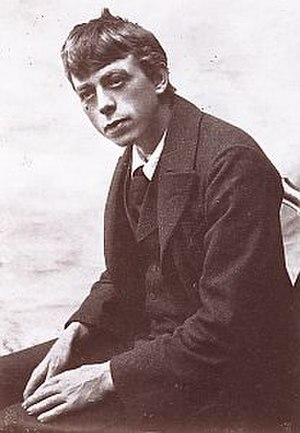 Robert Walser (writer) - Robert Walser in the 1890s
