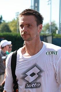 Robin Söderling Swedish tennis player