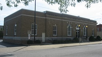 Robinson, Illinois - Robinson Post Office