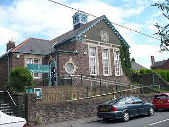 Rogerstone - Rogerstone library