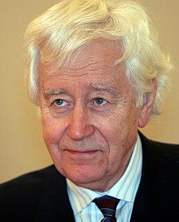 Rolf Ekéus Swedish diplomat
