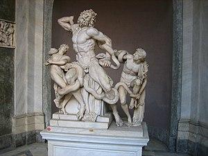 Rom Vatikanische Museen Laokoon - Museo Pio-Cl...