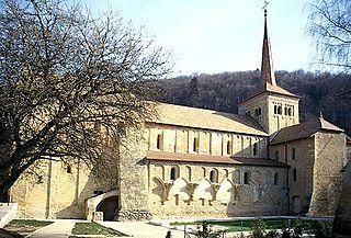 Romainmôtier Priory
