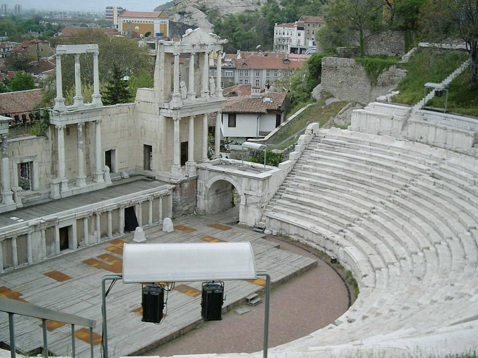 RomanTheaterPlovdiv
