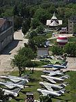 Romanian Aviation Museum, zoom.jpg