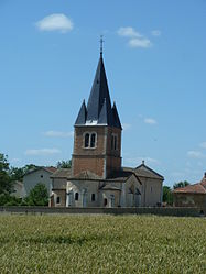 Saint-Maurice church