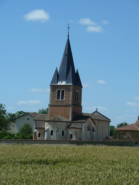 The Church in Romans (Ain)