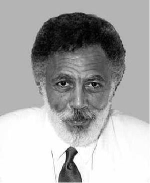 Ron Dellums - Dellums' official portrait in the 103rd Congress, 1993.