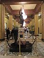Roosevelt Hotel Lobby New Orleans May 2017 Clock 2.jpg
